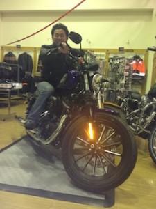 Harley_Debut